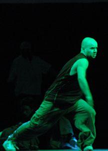Gigi Nieddu a Danza in Fiera