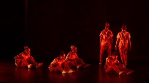 Mystes - Psychosis - Florence Dance Festival 2016