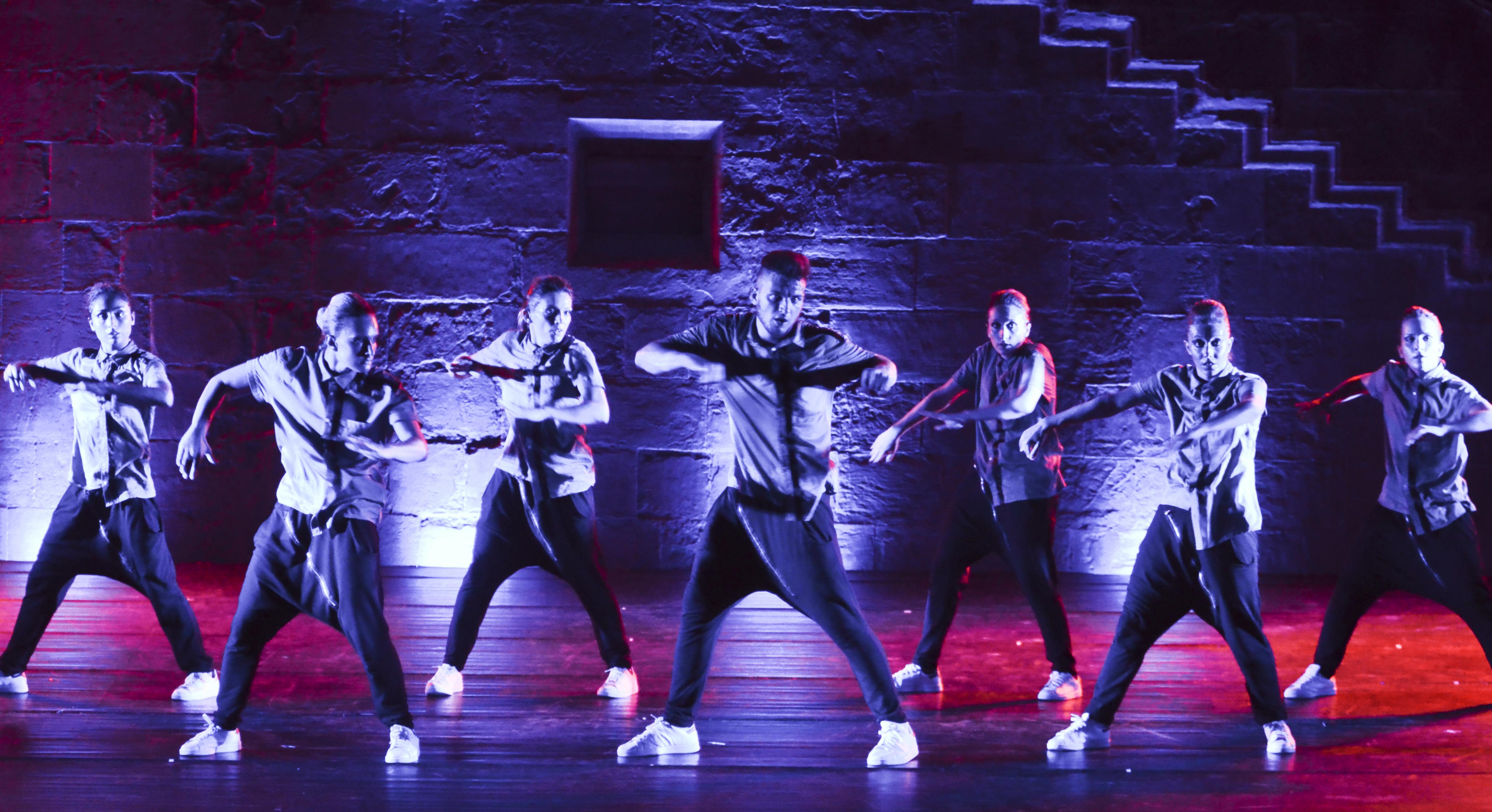 Mystes FdF 2015 al Florence Dance Festival 2016