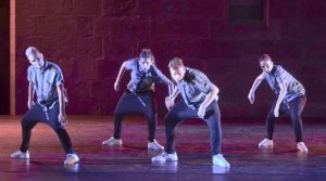 Mystes in Third Dimension al Florence Dance Festival