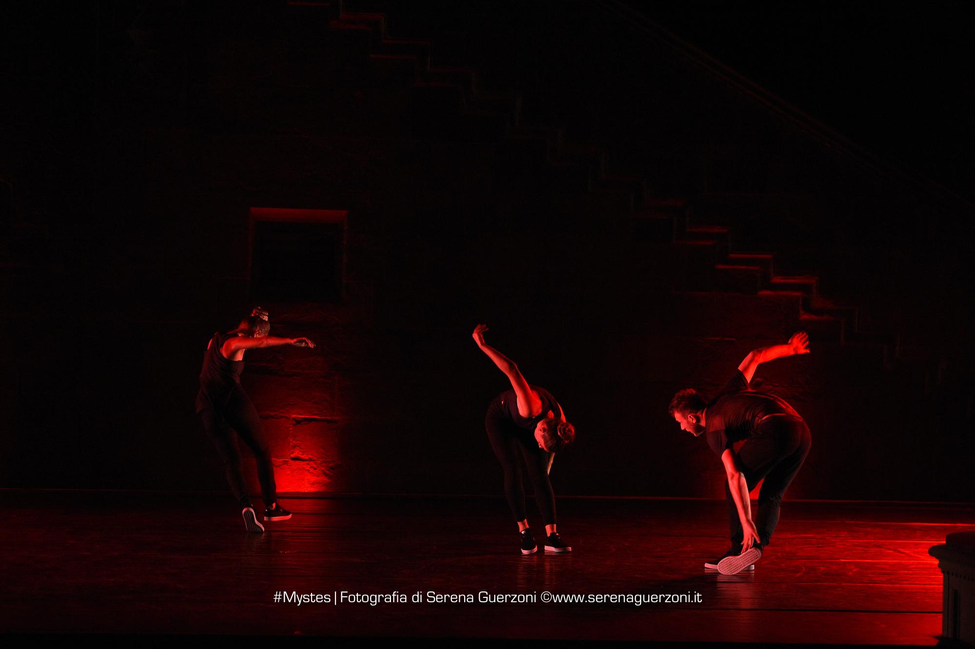 Mystes - Florence Dance Festival 2017 - Parte Samsung