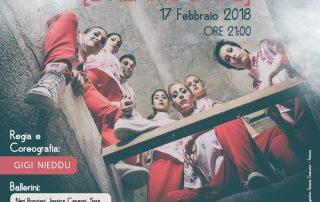 Locandina Mystes - Dreamscape - 17 Febbraio 2018