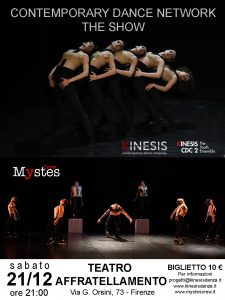 Mystes & Kinesis - Contemporary Dance Network 2020