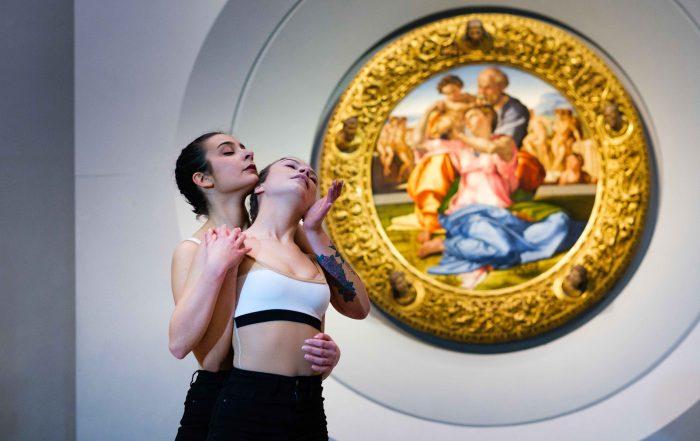 Mystes - Di Segni D'Amore - Uffizi Firenze 2020