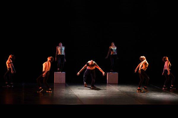 Sipario - Produzione Danza della Mystes Dance Company di Gigi Nieddu