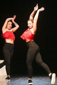 Asia Belfiore - Ballerina della Mystes Dance Company