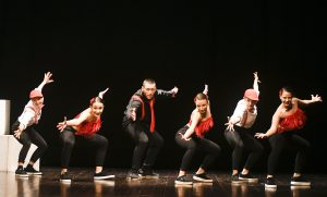 Foto Swing It - Posa Finale - Produzione Mystes Dance Company di Gigi Nieddu