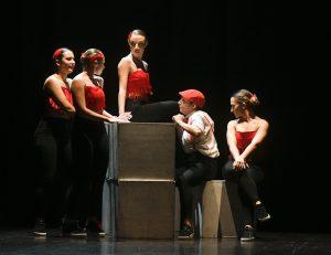 Foto Swing It - Il Pianista - Produzione Mystes Dance Company di Gigi Nieddu