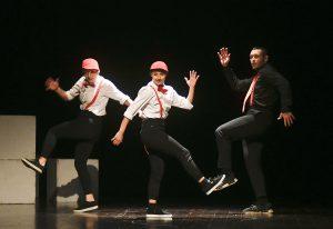 Federica Vallesi - Mystes Dance Company - Swing It - Produzione Danza di Gigi Nieddu