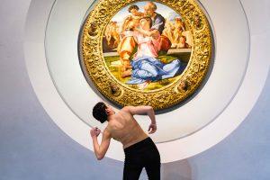 Foto DiSegni D'Amore - Risveglio - Produzione Mystes Dance Company di Gigi Nieddu