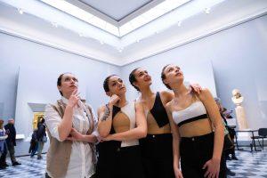 Foto DiSegni D'Amore - La Formazione - Produzione Mystes Dance Company di Gigi Nieddu