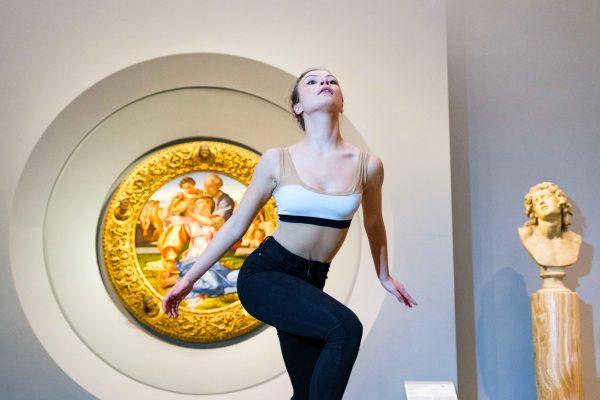 Foto DiSegni D'Amore - Produzione Danza Mystes Dance Company di Gigi Nieddu