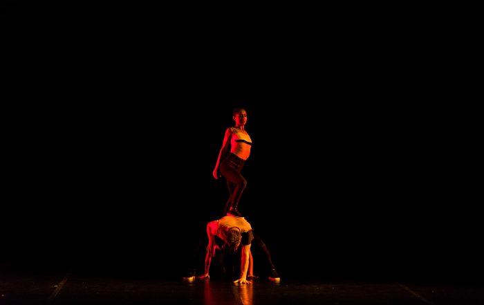 Chapter 1 - Produzione Danza della Mystes Dance Company di Gigi Nieddu