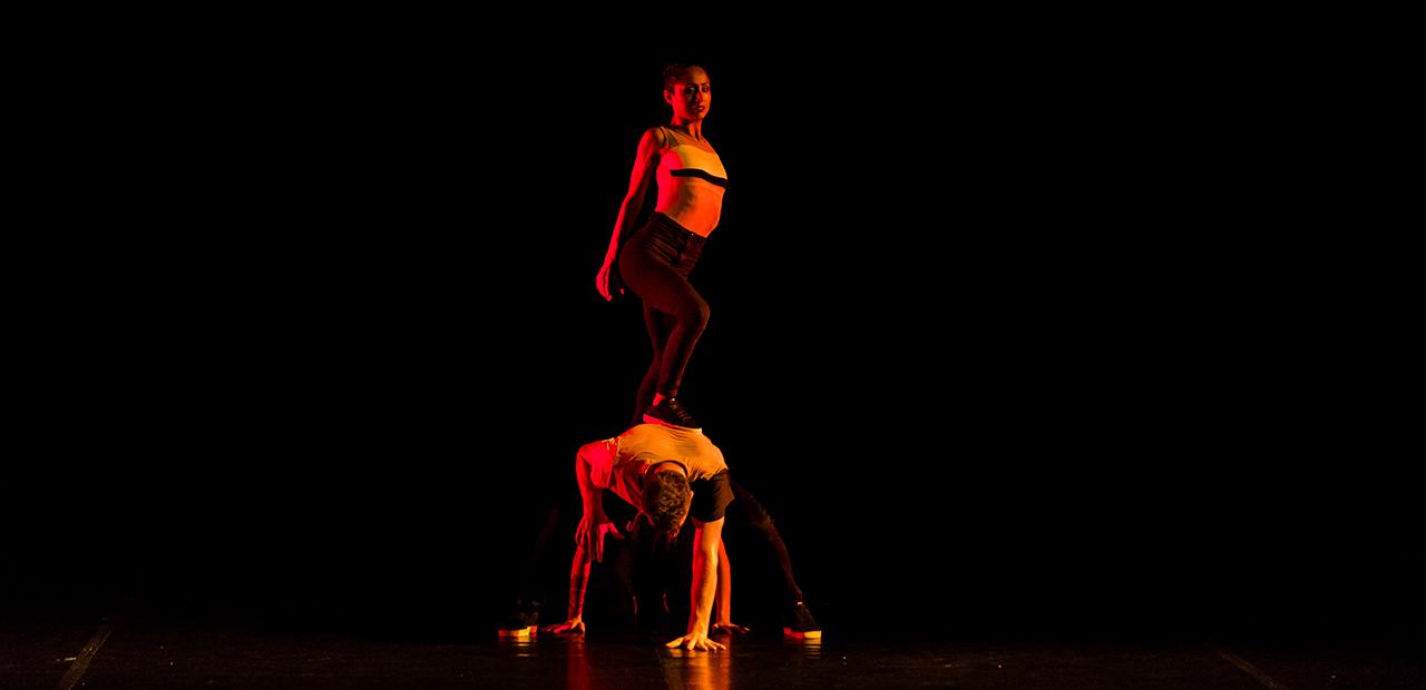 Slide Mystes Dance Company - Produzioni Danza - Chapter 1 - 1