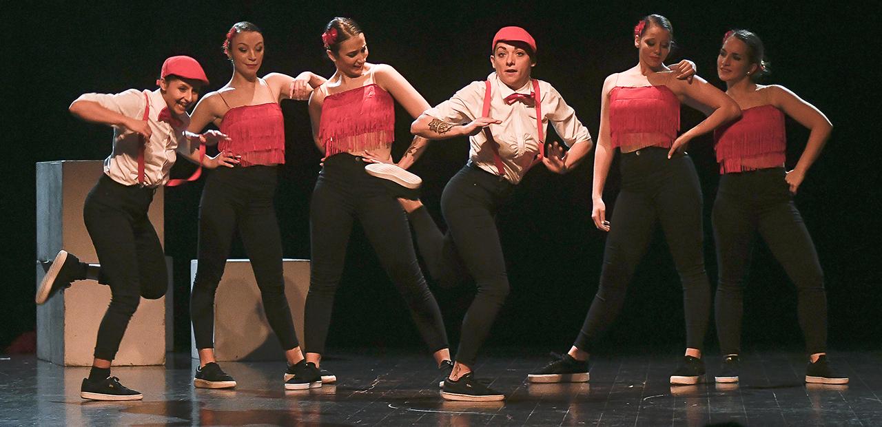 Slide Mystes Dance Company - Produzioni Danza - Swing It- 1