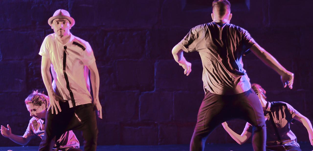 Slide Mystes Dance Company- Third Dimension 3 - Produzioni Danza - Gigi Nieddu