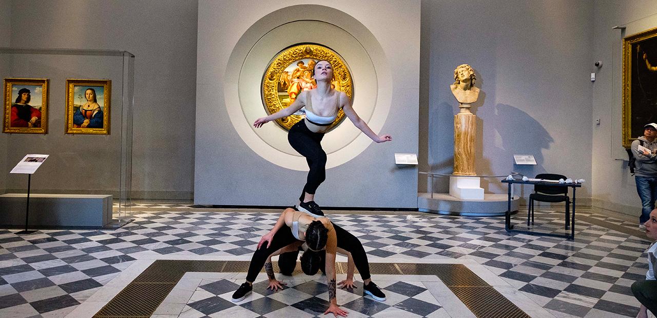 Slide Mystes Dance Company - Produzioni Danza - DiSegni D'Amore- 2
