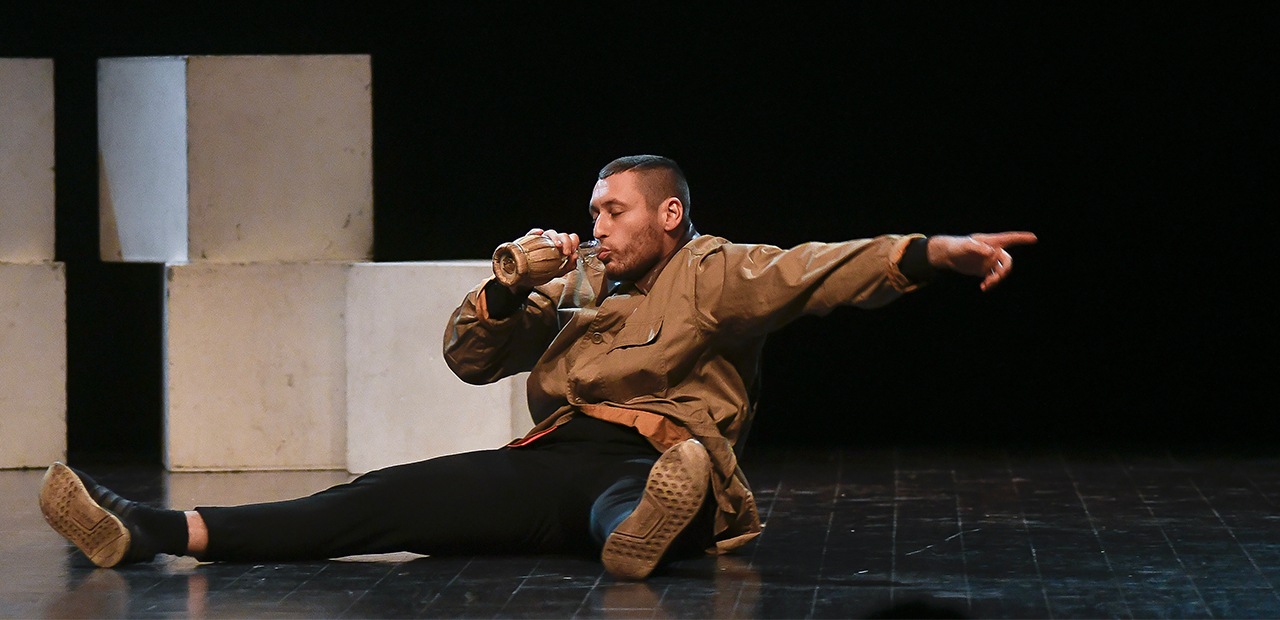 Slides Crew Mystes Dance Company - Marco Pasqualetti 1