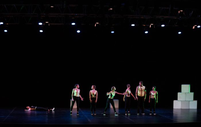 Mystes Dance Company - Racconti - Florence Dance Festival 2